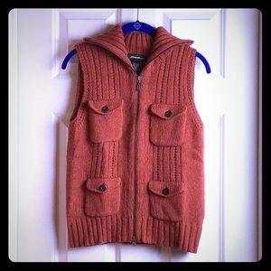 🥾Eddie Bauer🍁 Adorable Sweater Vest